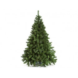 Kerstboom Dakota 210cm 300 lamp/72rd bal
