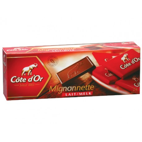 Chocolade Mignonnette melk mono/120