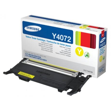 Toner Samsung CLT-Y4072S 1K geel