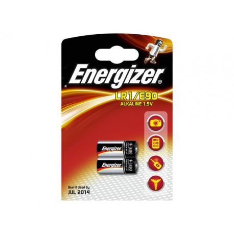 Batterij Energizer E90/LR1/pak 2