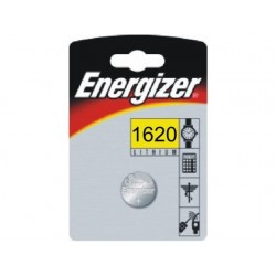 Batterij Energizer knoopcel CR1620