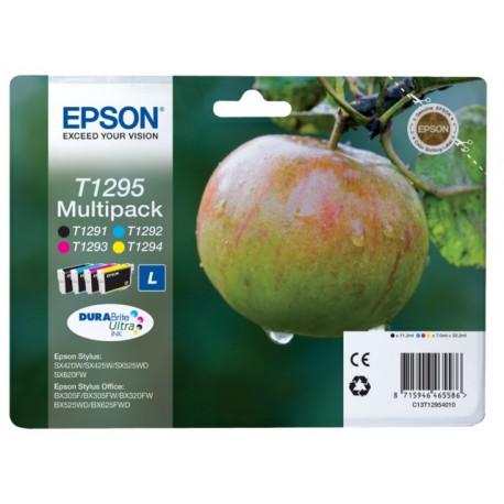 Inkjet Epson T1295 multipack/pak 4