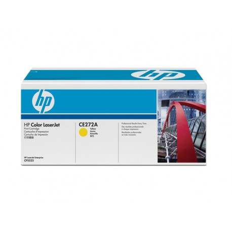 Toner HP CE272A 15K geel