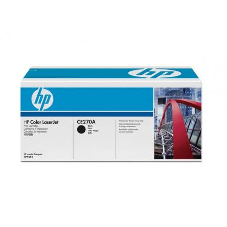 Toner HP CE270A 13,5K zwart