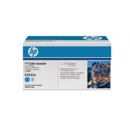 Toner HP CF031A 13K cyan