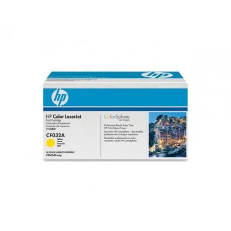 Toner HP CF032A 13K geel