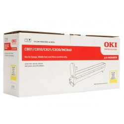 Drum Oki C810/830/MC860 20K geel