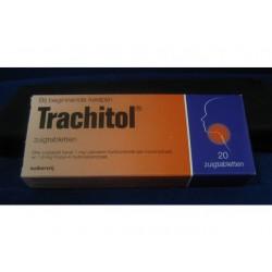 Keelpijntablet Trachitol