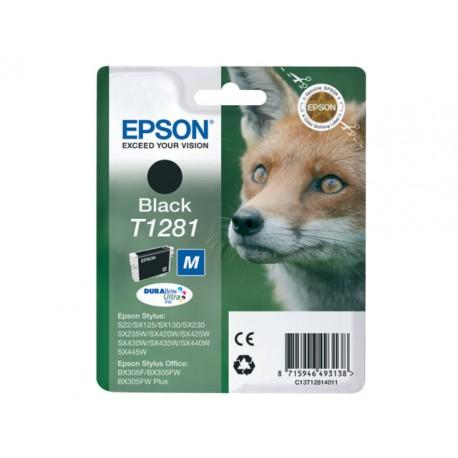 Inkjet Epson T1281 5,9ml zwart