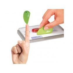 Veiligheidsmesje Slice groen