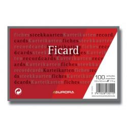 Systeemkaart Aurora 100x150 blanco/pk100