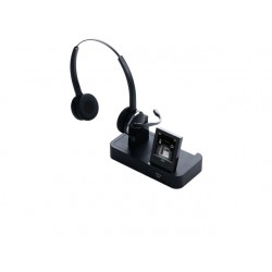 Headset Jabra Pro 9465 duo draadl. DECT