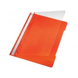 Hechtmap Leitz 4191 A4 PVC oranje/ds 25