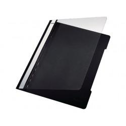 Hechtmap Leitz 4191 A4 PVC zwart/doos 25