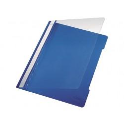 Hechtmap Leitz 4191 A4 PVC blauw/doos 25