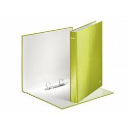 Ringband Leitz WOW 2D20 groen metallic