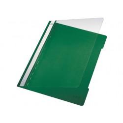 Hechtmap Leitz 4191 A4 PVC groen/doos 25