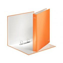 Ringband Leitz WOW 2D20 oranje metallic