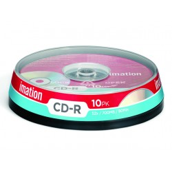 CD rec Imation 700MB 52x/spindle 10