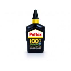 Alleslijm Pattex 100%/fles 100 ml
