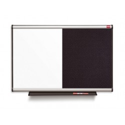 Combinatiebord 2-in-1 nobo Prestige90x60