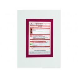 Duraframe Durable A4 rood/pk 2