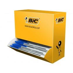 Balpen BIC Cristal M zwart/doos 100