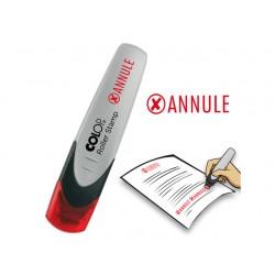 Stempel Colop ANNULE (rolbaar)