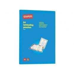 Lamineerhoes SPLS A4 2x125 mic mat/pk100