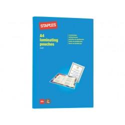 Lamineerhoes SPLS A4 2x75 mic mat/pk100