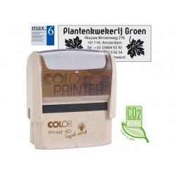 Stempel Colop Printer 40 Liquid 59x23mm