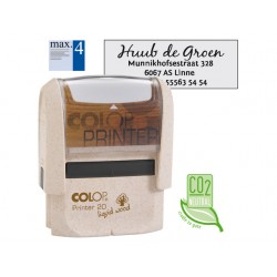 Stempel Colop Printer 20 Liquid 38x14mm