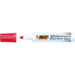 Whiteboardmarker BIC Velleda 1711 rd/d12