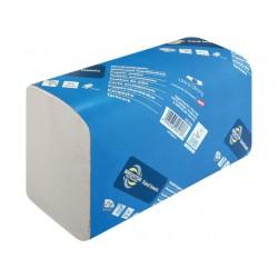 Handdoek BRPR 2l zz-vouw wit/15x210