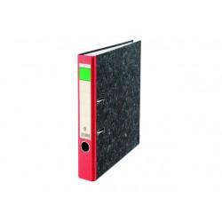 Ordner 50mm A4 karton rug rood
