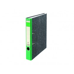 Ordner 50mm A4 karton rug groen