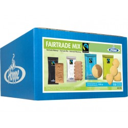 Koekjesmix Hoppe fairtrade 4 srt/ds150