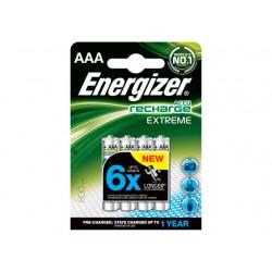 Batterij Energizer PreCharg 800 AAA/Pk4