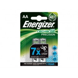 Batterij Energizer PreCharge 2400 AA/pk2