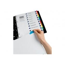 Tabblad Avery A4 9R IndexMaker kleur/s12