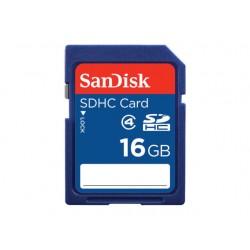 Geheugenkaart Sandisk SDHC 16GB