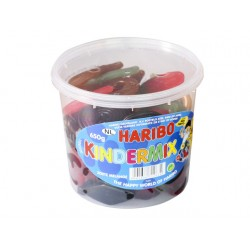 Kindermix Haribo/silo 650gr