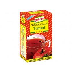 Drinkbouillon Knorr tomaat/pk 80