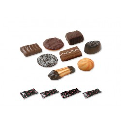 Koek Elite chocolade sens ass 8/ds 120