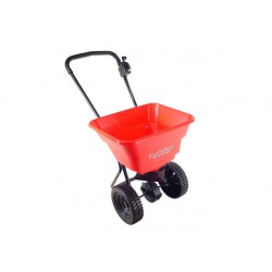 Zoutstrooier 30 liter rood