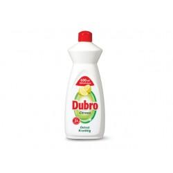 Handafwasmiddel Dubro citroen/pk4x600 ml
