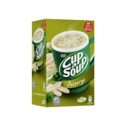 Soep Cup-a-soup Unox asperge/doos 21