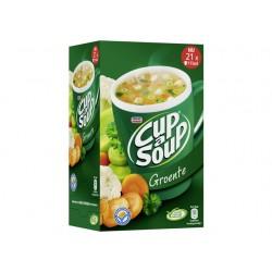 Soep Cup-a-soup Unox Groente/ds 21