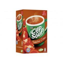 Soep Cup-a-soup Unox tomaatcreme/ds 21