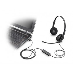 Headset Plantronics Blackwire C320-M